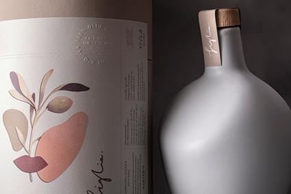 packaging original huile olive reutilisable