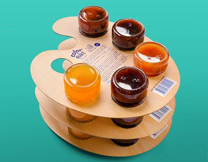 packaging design original confiture