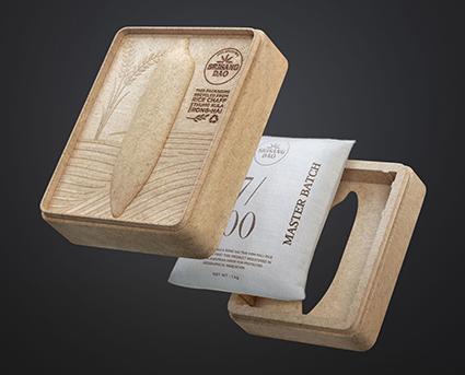 packaging original riz réutilisable