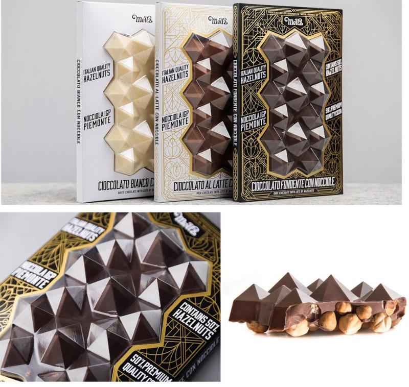 coffret chocolat original