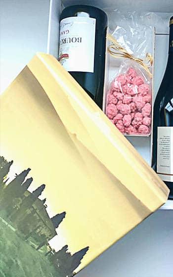 cadeau d'affaires vin et spiritueux les moments suspendus, packaging original