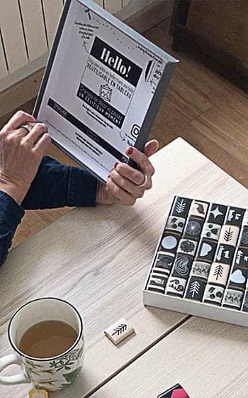 packaging luxe, boite cadeau, emballage réutilisable